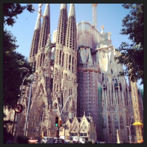 バルセロナ観光 ヨーロパ個人旅行で役立つ情報