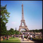 パリ個人旅行・スペインからフランスへ1泊2日の個人旅行