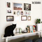 写真の壁掛け飾り方
