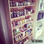 キッチン収納 棚