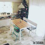 狭い部屋でも楽しくおしゃれに飾るクリスマスのインテリア