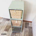 狭い洗面所・脱衣所・洗濯の収納スペース作り