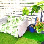 庭のフェンスを簡単diy。ウッドフェンスでお庭のイメージが早変わり!