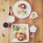 最近の献立と休日の朝食
